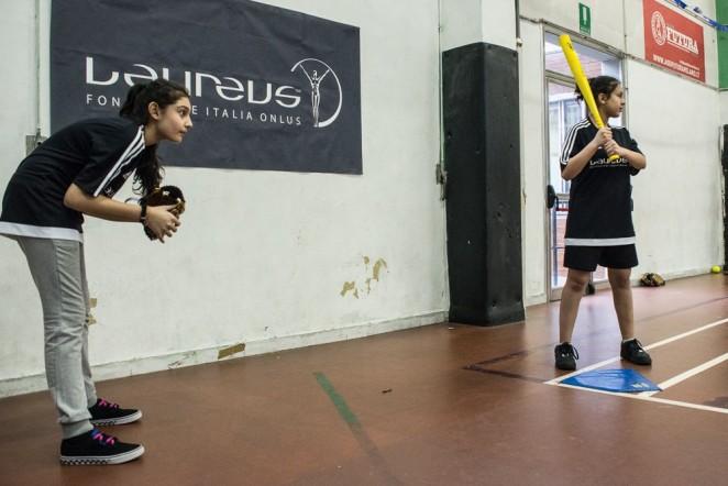 Laureus Softball 4