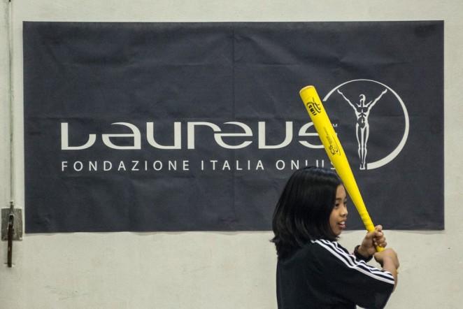 Laureus Softball 1